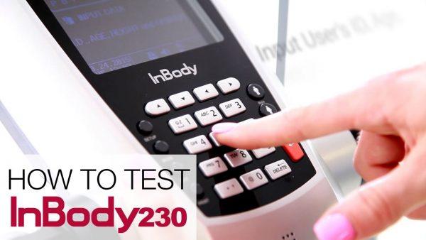 inbody ikinci el 230
